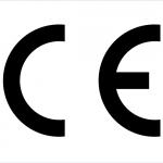 значок буквы c e