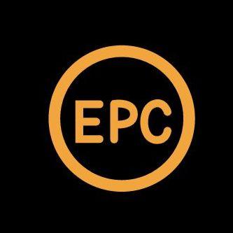 Буквы EPC